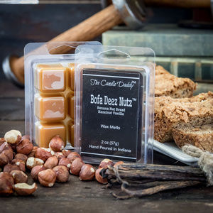 The Candle Daddy Accents - 5 pack- Bofa Deez Nutz Wax Melts
